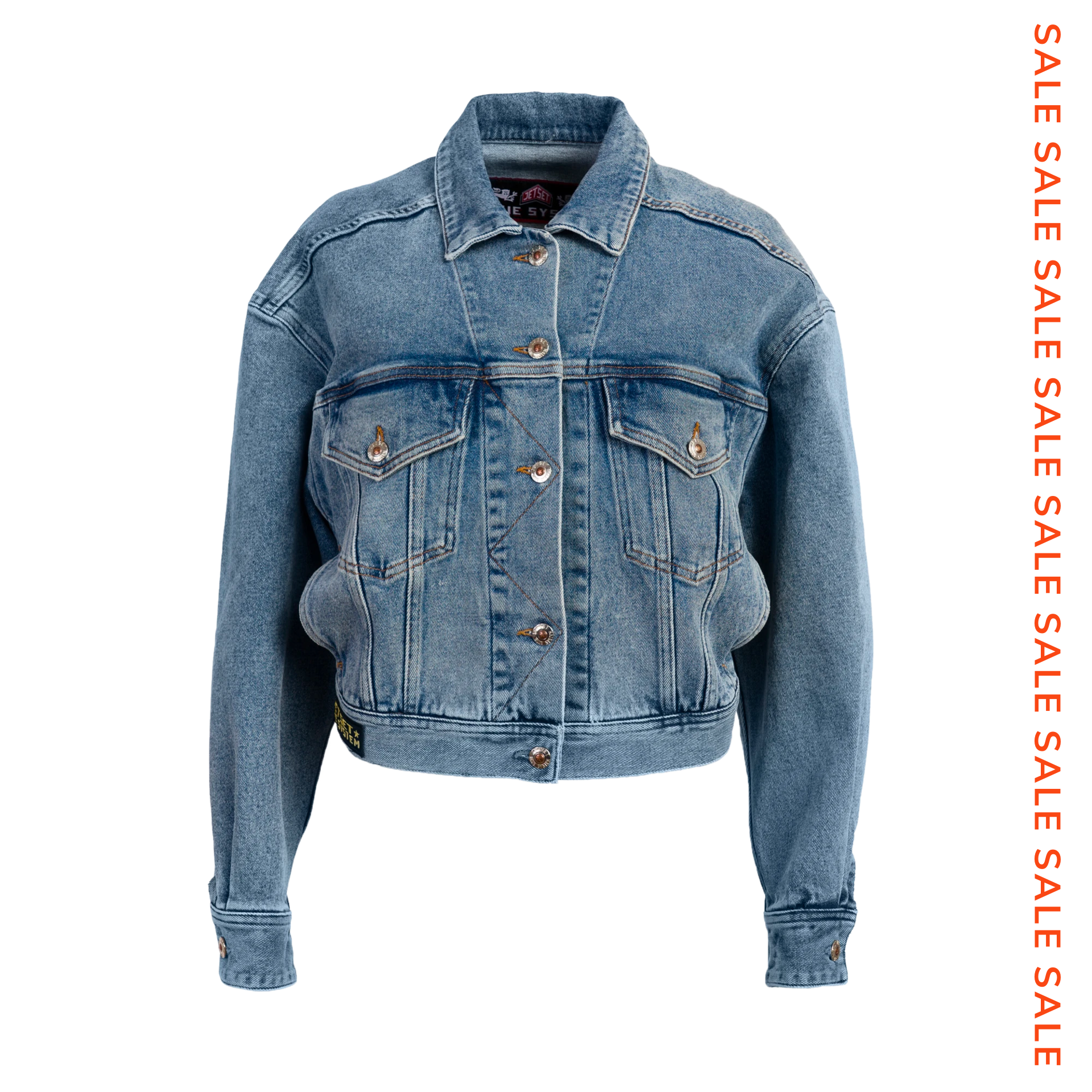 Denim Women's Jacket