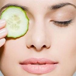 Skin benefits of Cucumbers: