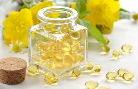 Evening PrimRose oil for skin health