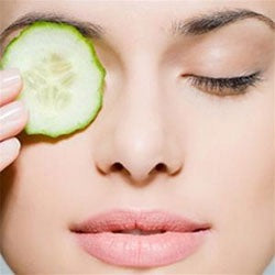 Skin benefits of Cucumbers