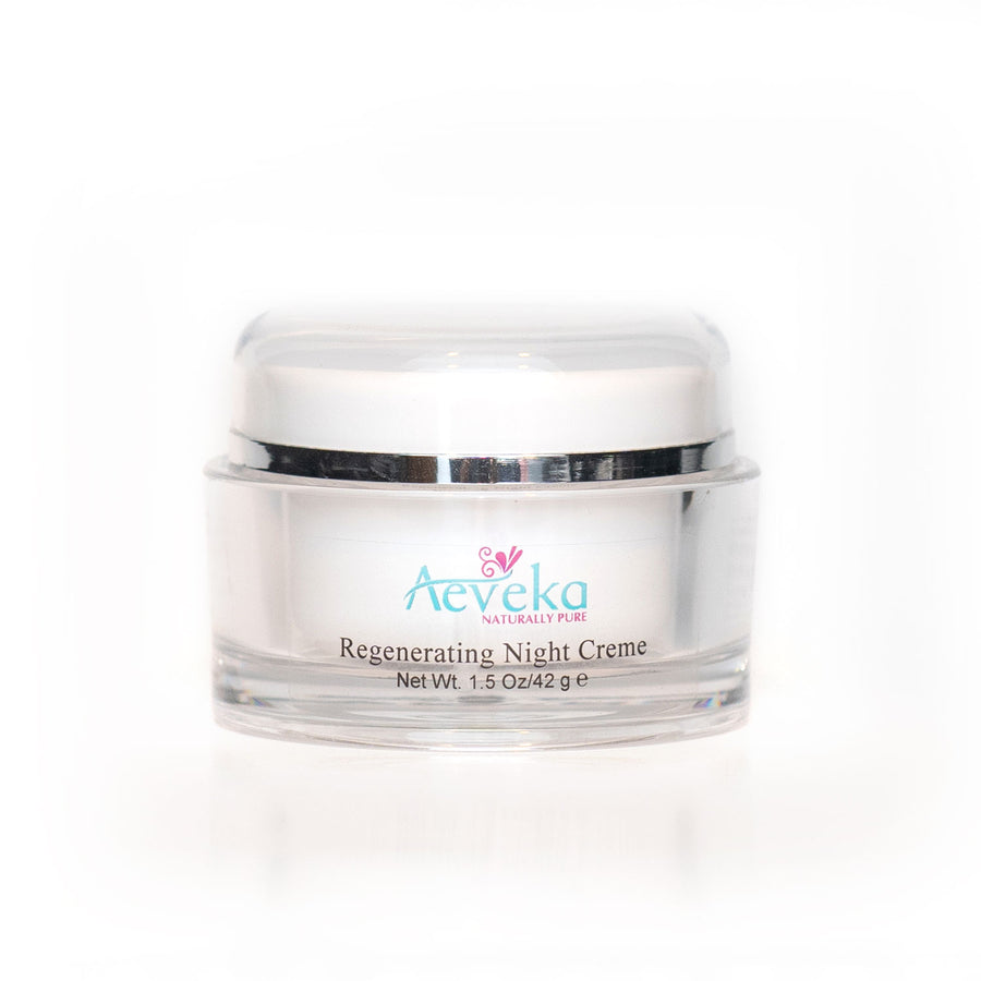 Regenerating Night Crème 1.5oz - Aeveka