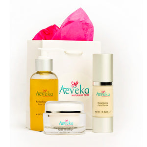 Bright and Beautiful Complexion - Aeveka