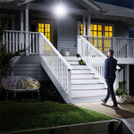 20W Security Lights with Motion Sensor, 1800lm LED PIR Floodlights, IP66 Waterproof Outdoor Wall Lights