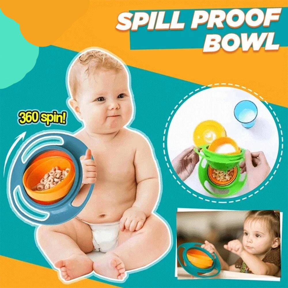Spill-Proof Bowl