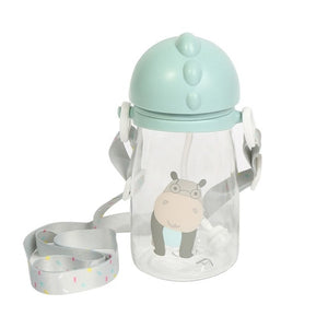 Kids Drinking Bottle With Shoulder Strap (420ml)