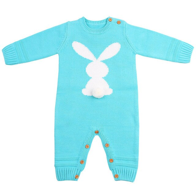 Infant Romper For Newborn Long Sleeve.