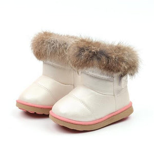 Fashion Winter Warm Boots  for Girls