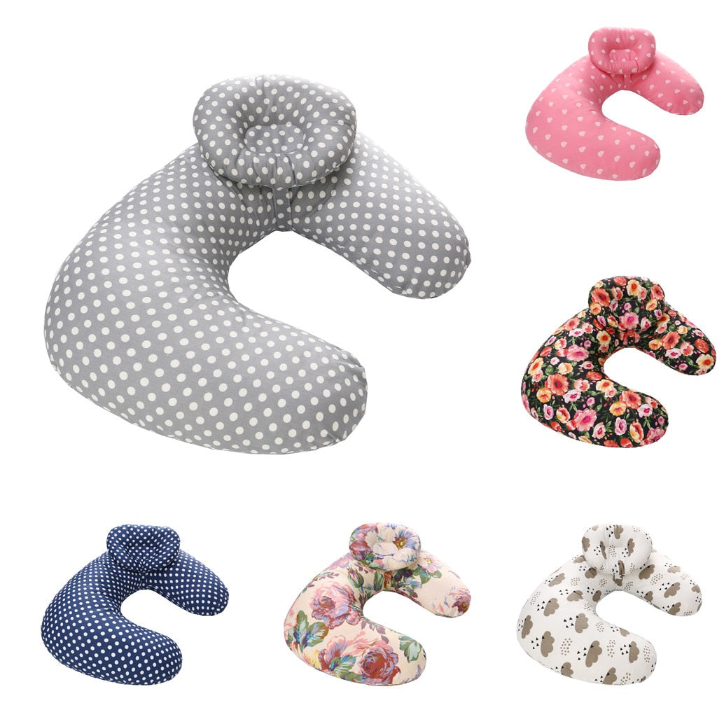 Nursing Pillow Cover  Slipcover Cushion Newborn