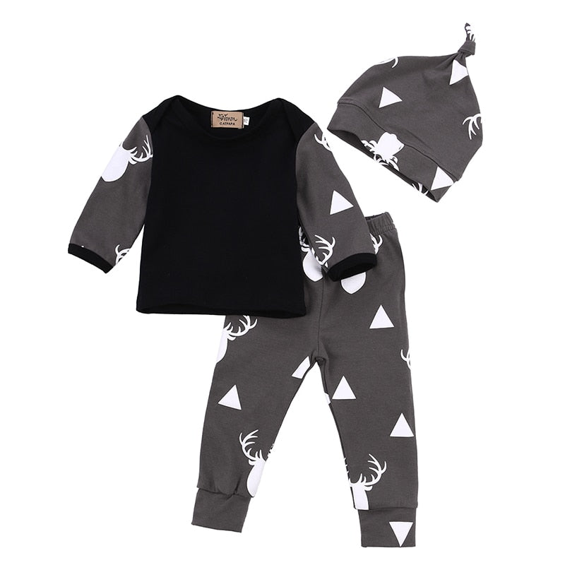 Pajamas For Newborn Infant Baby Boy.