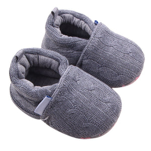 Newborn Baby Shoes Warm and Anti-slip