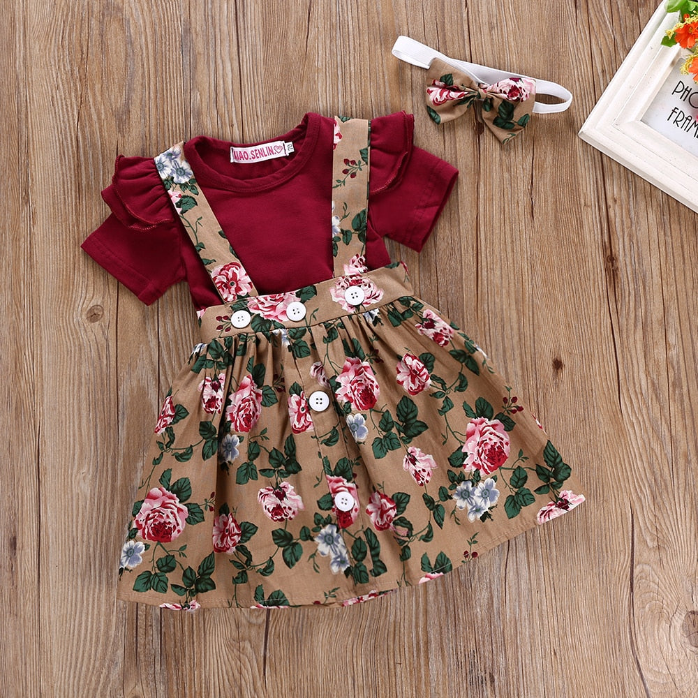 Dress for litle Newborn Princess