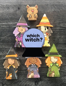 WHICH WITCH???