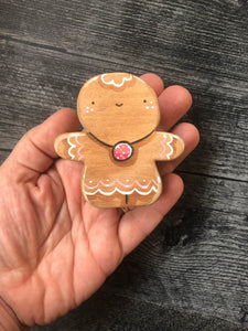 Judy the Gingerbread
