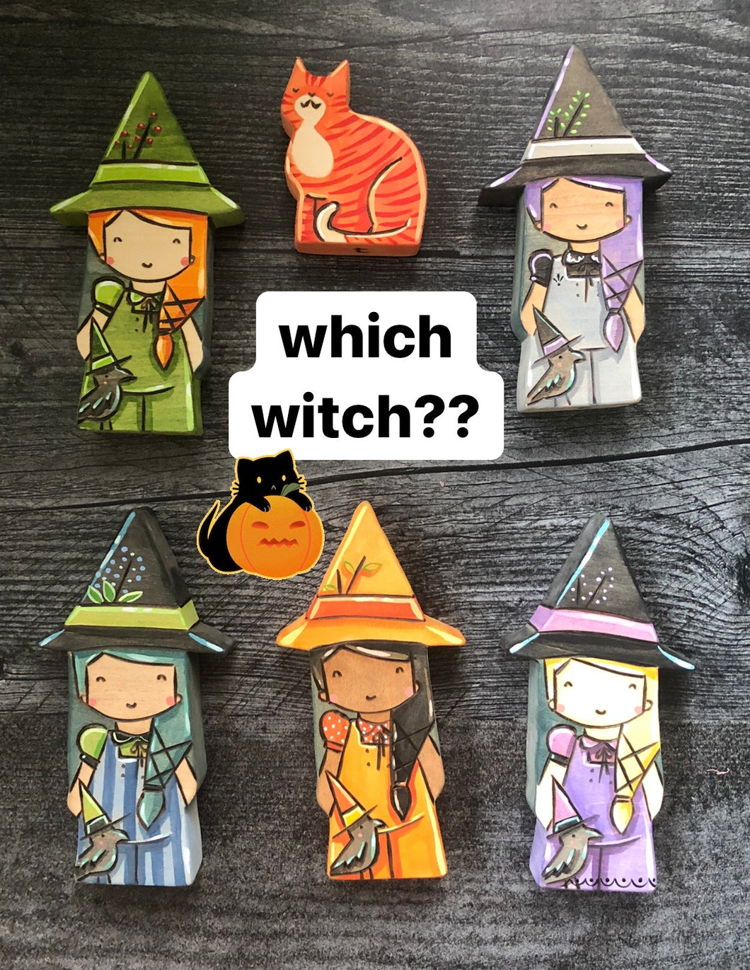 Which Witch??!!