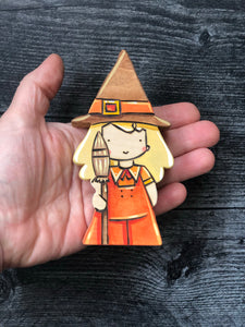 Trixie the Witch