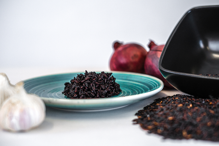 Organic Black Rice - TrueRice