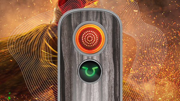Firefly 2+ for vaporization and activation of key terpenes and cannabinoids