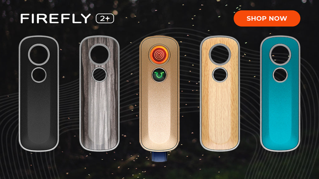 Firefly 2+ Dynamic Convection Vaporizer