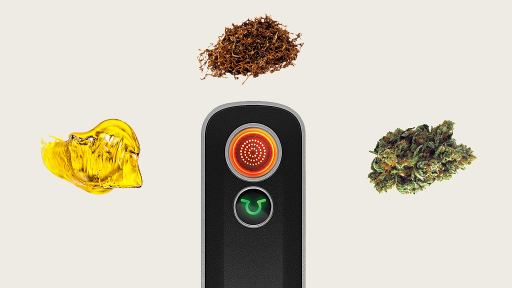 The best vaporizers for cannabis flower