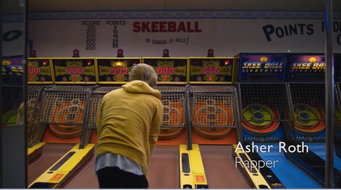 Asher Roth's - Rap Life - Img 3