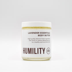 Lavender Essentials Body Butter