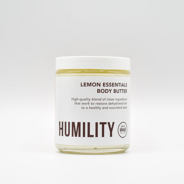 Lemon Essentials Body Butter