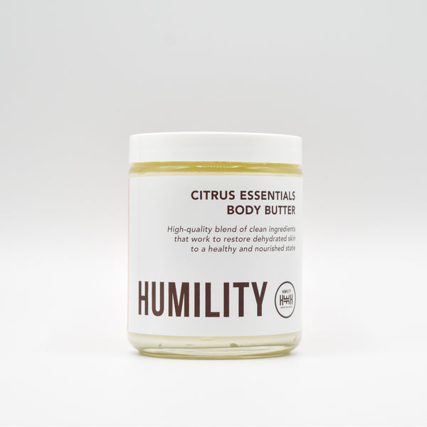 Citrus Essentials Body Butter