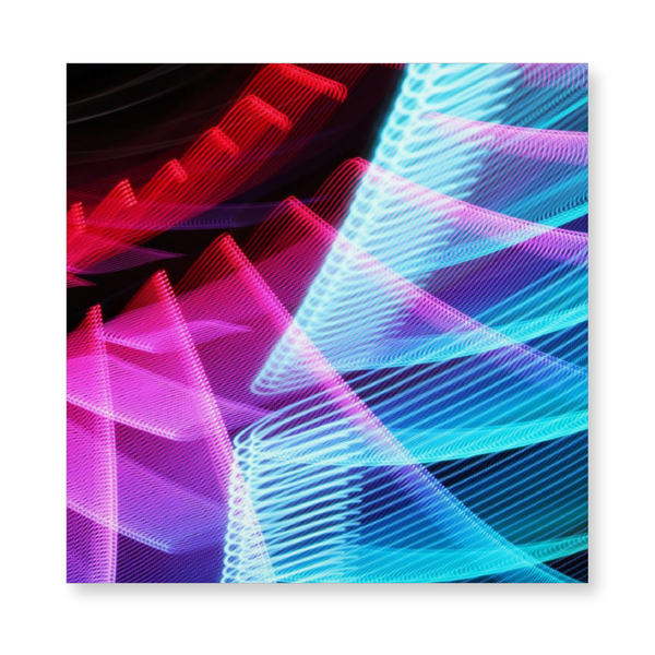 Canvas Print Abstract (110)