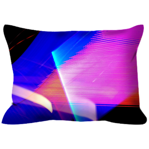Canvas Cushion 20 x 14 'Light Ray'
