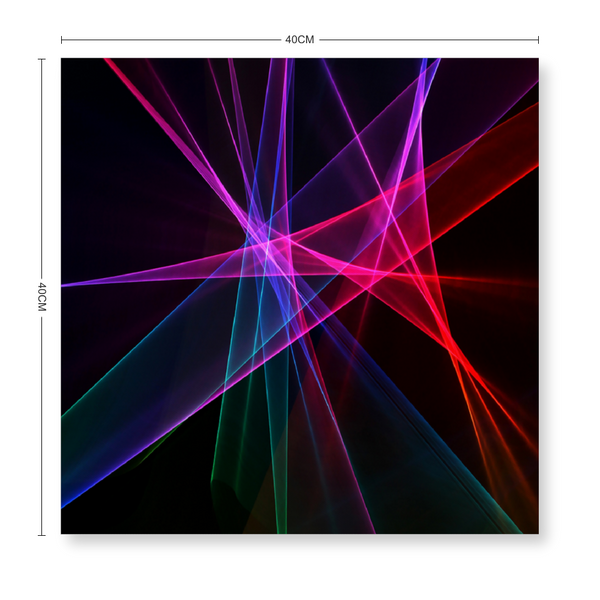Canvas Print Abstract (113)