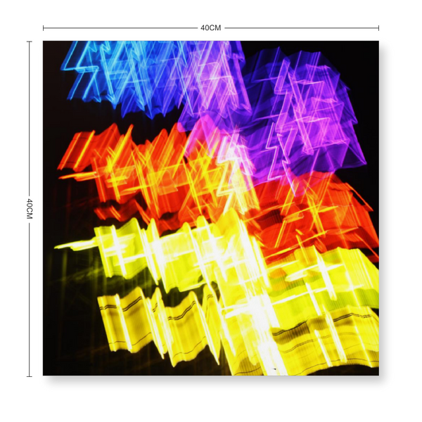 Canvas Print Abstract (111)