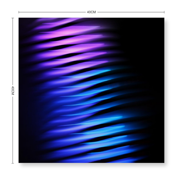 Canvas Print Abstract (101)