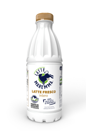 Latte Fresco Agri Qualità bott. Pet 2000 ml. - Latte Maremma