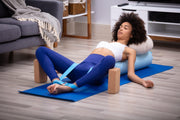 Top Quality Yoga Mats and Accessories nibbana-bamboo-yoga-block 3 (4517289295914)