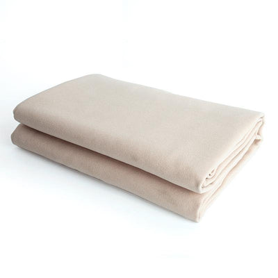 Top Quality Yoga Mats and Accessories nibbana-yoga-blanket-cream 1