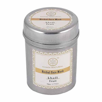 Khadi Natural Fruit Face Mask (4637283680298)