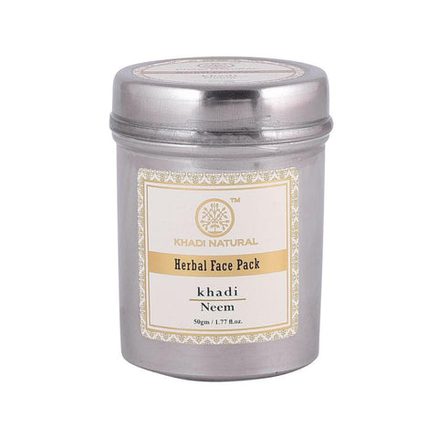 Khadi Natural Neem Face Pack (4637284696106)
