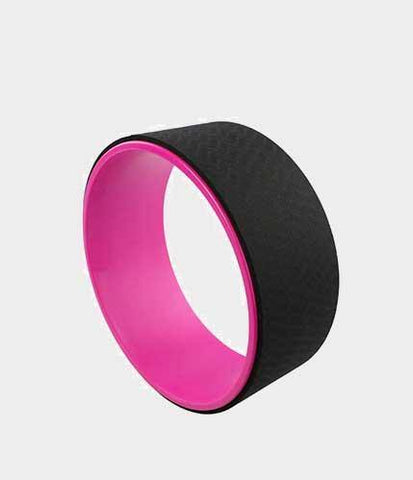 Top Quality Yoga Mats and Accessories nibbana-yoga-wheel-pink 2 (4517309546538)