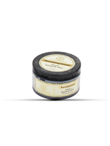 Khadi Natural Sandal & Olive Face Nourishing Cream (4637255532586)