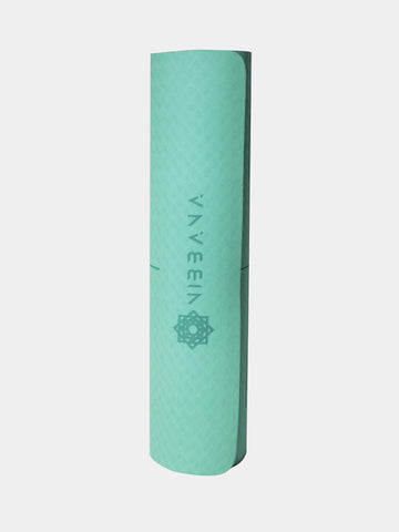 Top Quality Yoga Mats and Accessories nibbana-cyan-ignite-yoga-mat-6mm 1