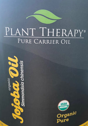 Organic Jojoba Carrier Oil - Refill