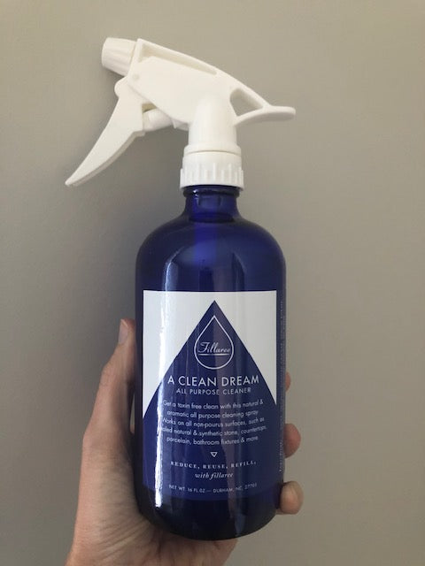 All-purpose cleaning spray
