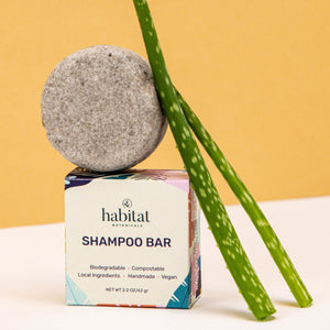 Aloe Shampoo Bar