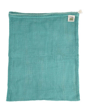 Organic Mesh Drawstring Bag - Large