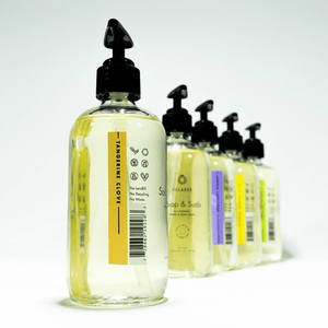 Organic Liquid Hand and Body Soap Refill