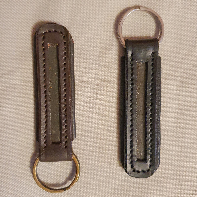 Channel Keyrings - Padded - Browbands UK