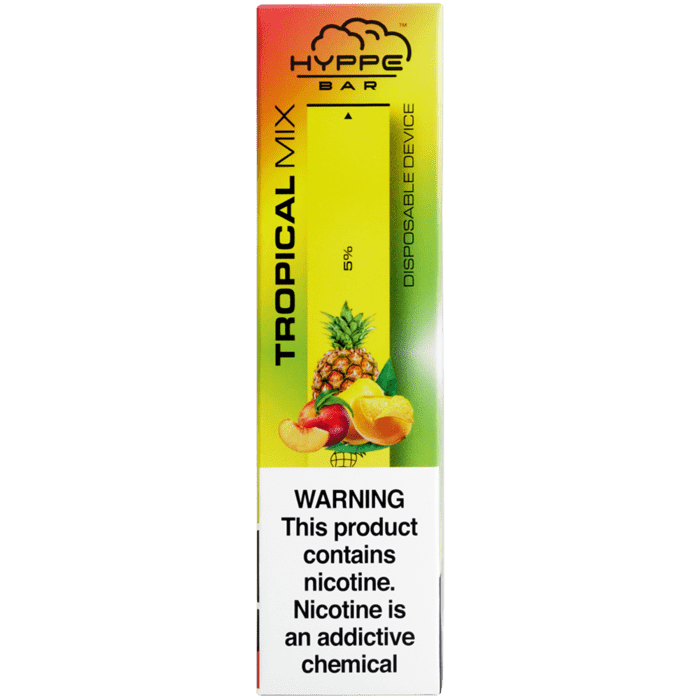 Hyppe Bar Disposable Vape Bars - Tropical Mix