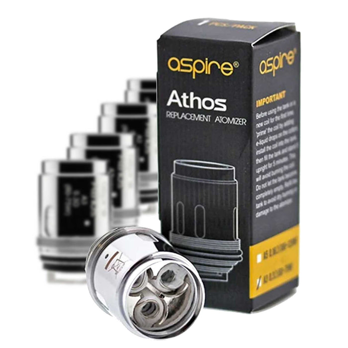 Aspire Athos Replacement Atomizer Coil (5 Pack)