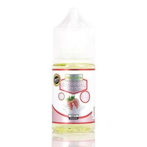 Pod Juice Salt Nic Vape Juice - Strawberry Dream