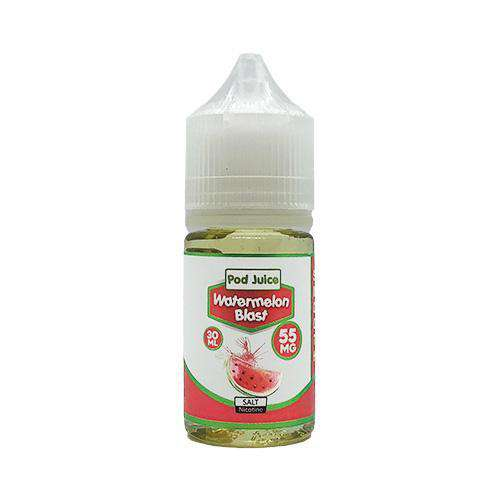 Pod Juice Salt Nic Vape Juice - Watermelon Blast